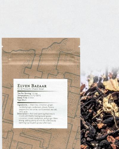 Elven Bazaar Tea