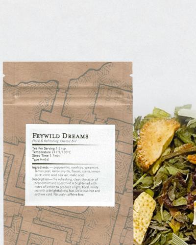 Feywild Dreams Tea